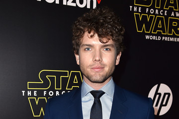 Austin Swift Premiere of 'Star Wars: The Force Awakens' - Red Carpet