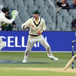 Tim Paine and James Vince Photos