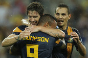 Harry Kewell and Archie Thompson Photos Photo