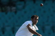 Imran Tahir of South Africa fields during day one of the International tour match between Australia A and South Africa at Sydney Cricket Ground on November 2, 2012 in Sydney, Australia.