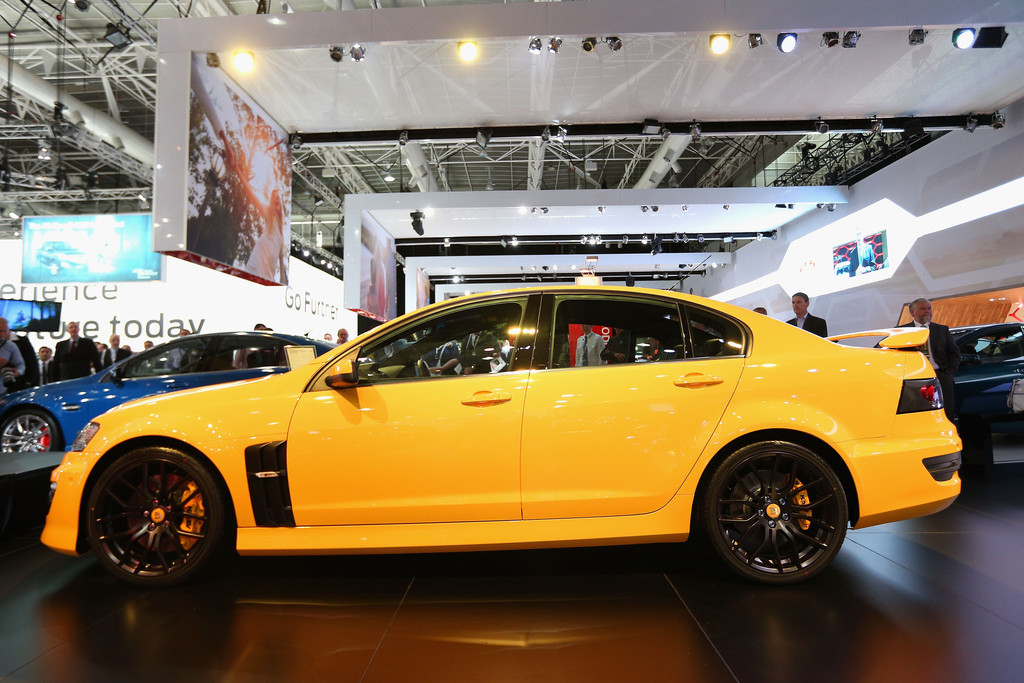 Australian International Motor Show Kicks Off In Sydney