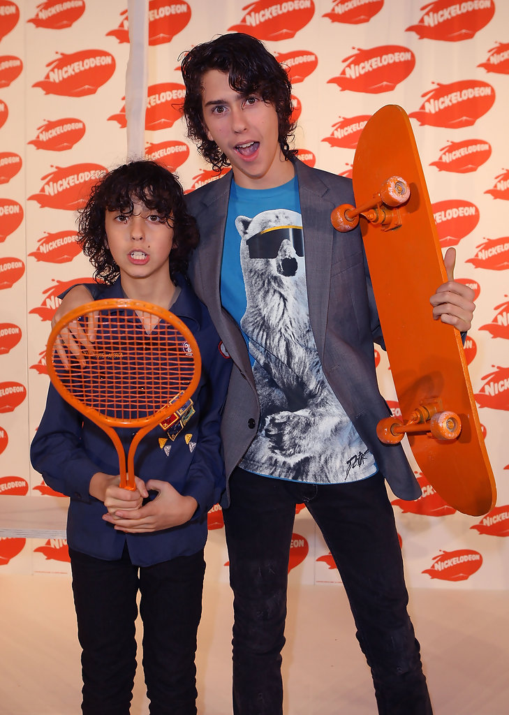 Photos and Pictures - Alex and Nat Wolff Nickelodeons