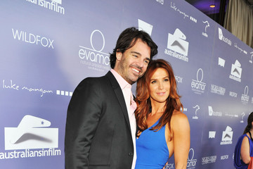 Shawn Sanford Australians In Film Awards & Benefit Dinner 2012 - Red Carpet