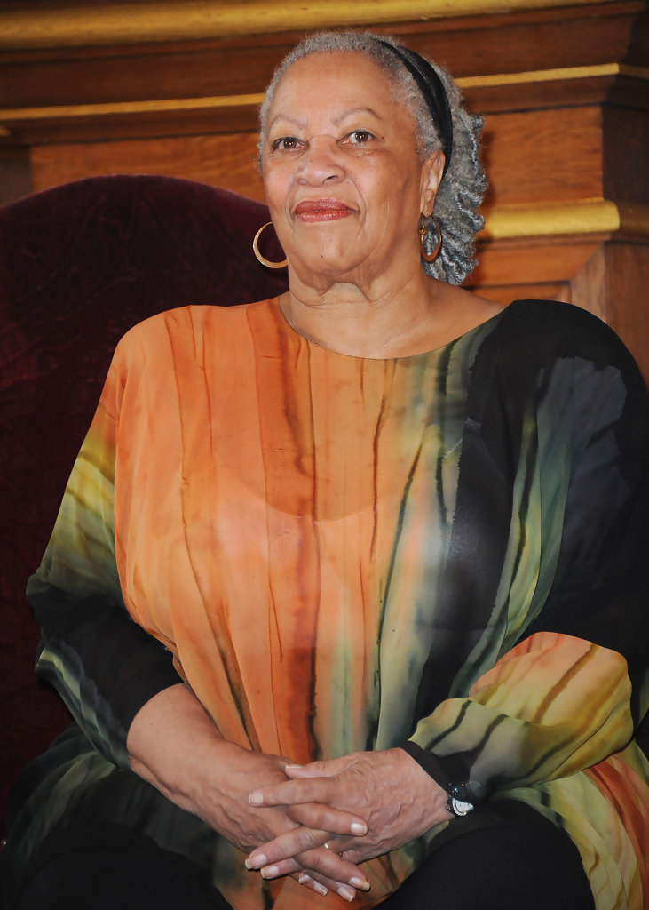 toni morrison author of the short Earlier this week, nobel prize-winning author toni morrison  in short, morrison  imagined a friendship: casual, effortless, delightful, she said.