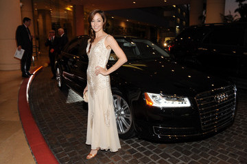 Autumn Reeser 17th Costume Designers Guild Awards With Presenting Sponsor Lacoste - Audi Arrivals