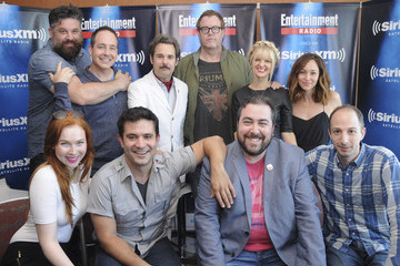 Autumn Reeser SiriusXM's Entertainment Weekly Radio Channel Broadcasts From Comic-Con 2015