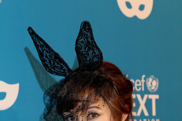 Autumn Reeser UNICEF Next Generation Presents Its Fourth Annual UNICEF Masquerade Ball In Los Angeles