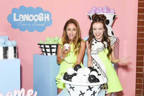 LANOOSH Grand Opening Event Hosted By Disney Star, Ava Kolker