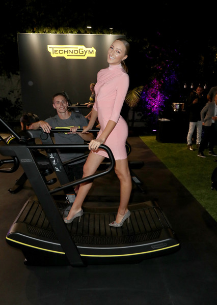 Rolls Royce X Technogym At The Home Of Gunnar Peterson