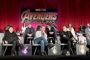 Don Cheadle and Kevin Feige Photos Photo