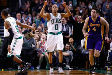 Avery Bradley Los Angeles Lakers v Boston Celtics