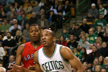 Avery Bradley Toronto Raptors v Boston Celtics