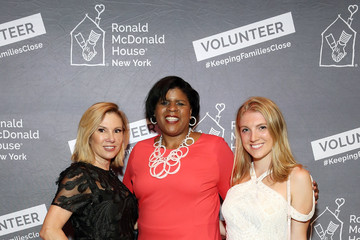 Avery Singer Ronald McDonald House New York Heroes Volunteer Event
