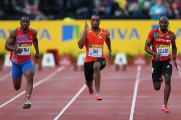 Kemar Hyman Aviva London Grand Prix - Samsung Diamond League 2012: Day One