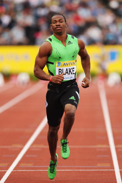 Last year on the comeback trail after hamstring surgery Yohan Blake the secondfastest man in history was running and losing B heats in Europe Now the man formerly known as The Beast is