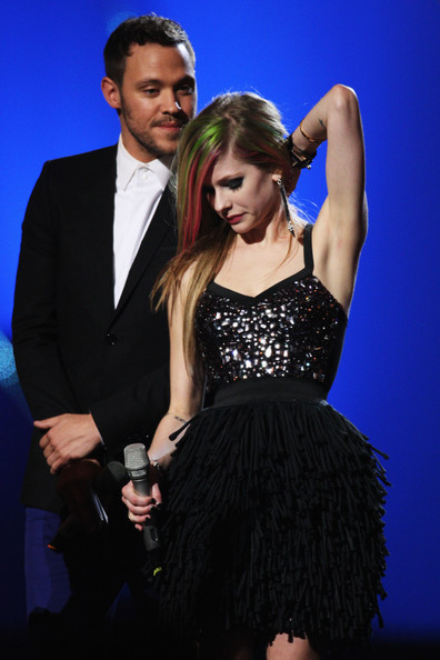 avril lavigne 2011. Avril Lavigne and Will Young