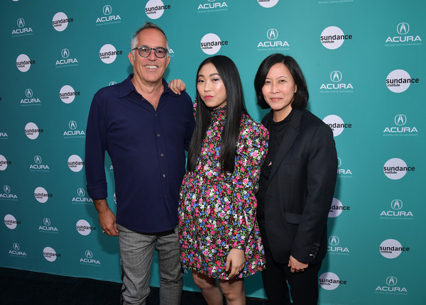 Sundance Institute Presents 'The Farewell' L.A. Premiere Hosted By Acura Honoring Lulu Wang With The 2019 Vanguard Award