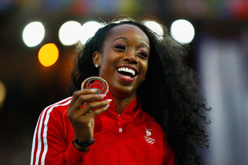 Ayanna Alexander 20th Commonwealth Games: Athletics
