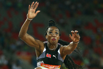 Ayanna Alexander Athletics - Commonwealth Games Day 6