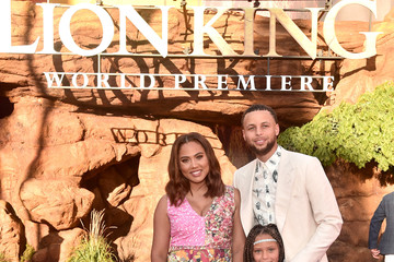 Ayesha Curry The World Premiere Of Disney's 'The Lion King'