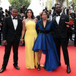 Aymerick Moucouveia 'Invisible Demons' Red Carpet - The 74th Annual Cannes Film Festival