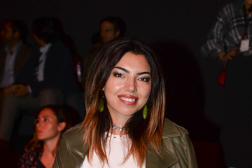 Aysegul Uluc VIP Guests - Day 1 - Mercedes-Benz Fashion Week Istanbul - October 2016