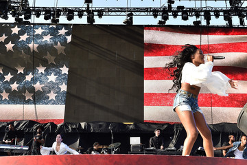 Azealia Banks 2015 Coachella Valley Music And Arts Festival - Weekend 1 - Day 1