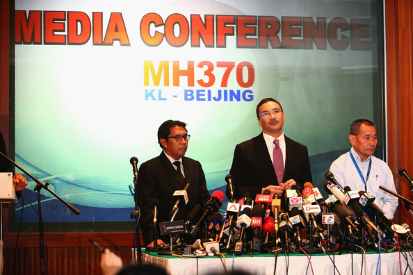 Search Continues for Missing Malaysian Airliner