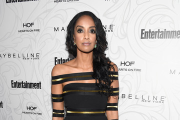 Azie Tesfai Entertainment Weekly Celebrates the SAG Award Nominees at Chateau MarmontSsponsored by Maybelline New York - Arrivals