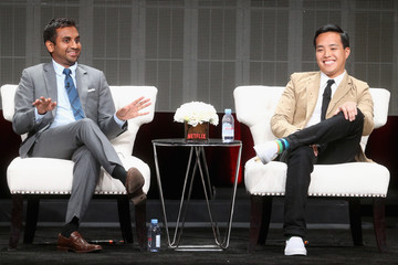 Aziz Ansari 2015 Summer TCA Tour - Day 1