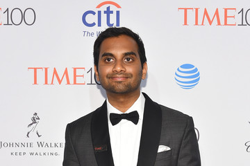 Aziz Ansari 2016 Time 100 Gala, Time's Most Influential People in the World - Lobby Arrivals