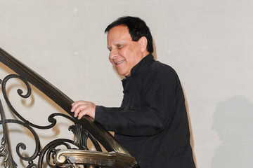 Azzedine Alaia Christian Dior: Front Row - Paris Fashion Week Haute Couture F/W 2013