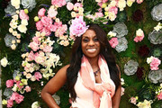 TV personality Delaina Dixon attends B Floral's Bronwen Smith And Bravo TV's Carole Radziwill Floral And Festival Event at Studio Arte on April 7, 2016 in New York City.