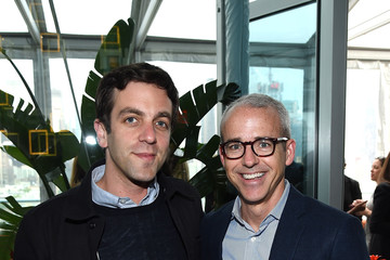 B.J. Novak Stars at the Time Book Expo Event