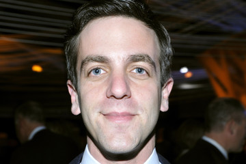 B.J. Novak Inside Views at the Critics' Choice Movie Awards