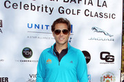 Jamie Bamber attends the BAFTA LA Celebrity Golf Classic at Oakmont Country Club on November 3, 2014 in Glendale, California.