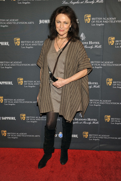 Jacqueline Bisset arrives for the BAFTA Los Angeles 17th annual awards season tea party held at the Four Seasons Hotel on January 15, 2011 in Los Angeles, California.