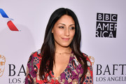 Tehmina Sunny attends The BAFTA Los Angeles Tea Party at Four Seasons Hotel Los Angeles at Beverly Hills on January 04, 2020 in Los Angeles, California.
