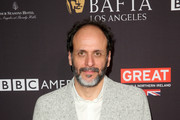 Luca Guadagnino attends The BAFTA Los Angeles Tea Party at Four Seasons Hotel Los Angeles at Beverly Hills on January 6, 2018 in Los Angeles, California.
