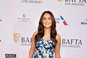 Camilla Luddington attends The BAFTA Los Angeles Tea Party at Four Seasons Hotel Los Angeles at Beverly Hills on January 04, 2020 in Los Angeles, California.
