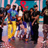"""Bow Wow Shorty Da Prince Photos - T.I. (C) visits BET's """"106 & Park"""" with Host's (L) Shorty Da Prince, (5th L) Paigin, (6thL) Bow Wow at BET Studios on May 1, 2013 in New York City. - Wyclef Jen Stops by BET's '106 & Park'"""