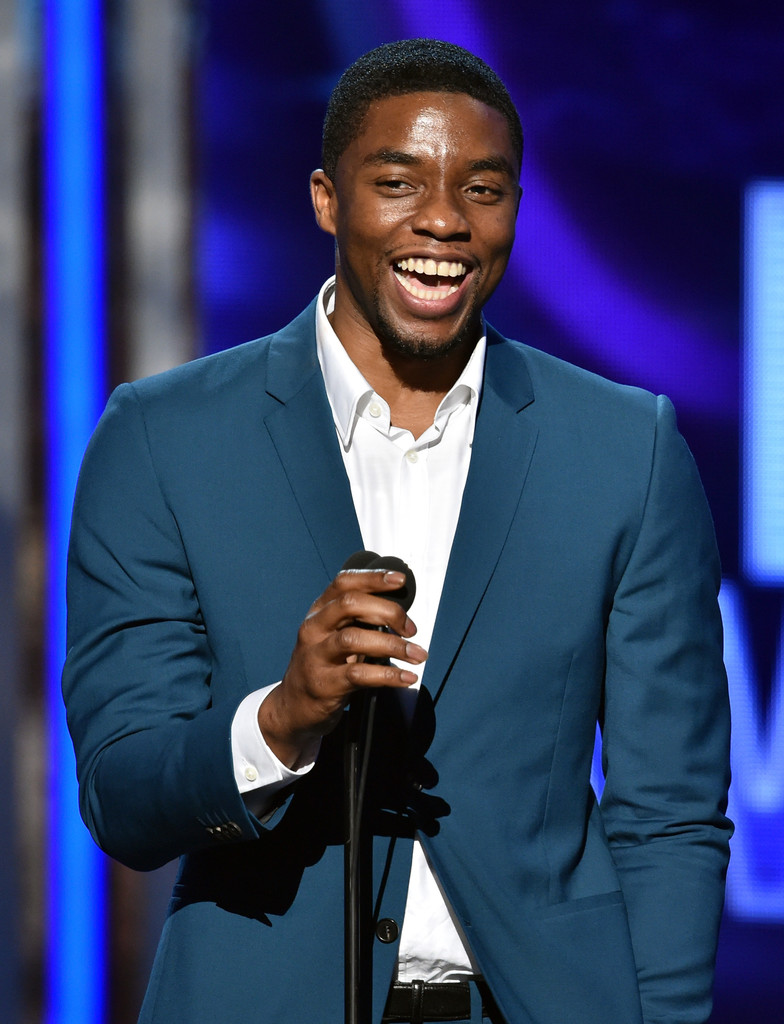 Chadwick Boseman Photos Photos Bet Awards 14 Show