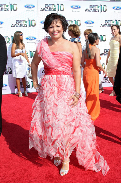 Debra Lee arrives at the 2010 BET Awards held at the Shrine Auditorium on June 27, 2010 in Los Angeles, California.