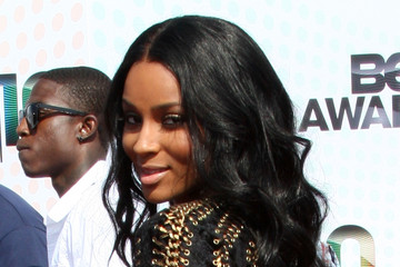 Ciara's Go-To Hairstyle: Long Luscious Waves