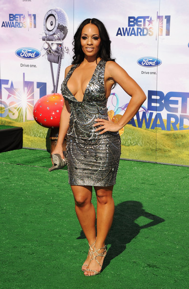 Cece Peniston: Chantelle's Blog: BET Awards 2011 Red Carpet