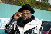 George Clinton attends the 2017 Soul Train Awards, presented by BET, at the Orleans Arena on November 5, 2017 in Las Vegas, Nevada.