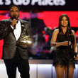 Toni Braxton and Anthony Anderson Photos