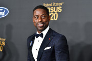 Sterling K. Brown attends the 51st NAACP Image Awards, Presented by BET, at Pasadena Civic Auditorium on February 22, 2020 in Pasadena, California.