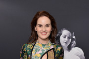 Actress Michelle Dockery attends the BFI Luminous Fundraising Gala at The Guildhall on October 3, 2017 in London, England.