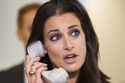 Kirsty Gallacher attends the annual BGC Global Charity Day at BGC Partners on September 11, 2014 in London, England.
